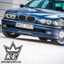 BMW e39 bajo Alpina