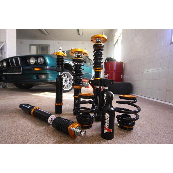 Suspension roscada BMW E46 - King Elements