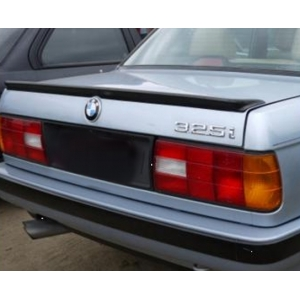 bmw e30 is rear spoiler wing. Black Bedroom Furniture Sets. Home Design Ideas