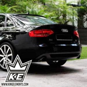 Audi A4 B8 Spoiler S Line King Elements