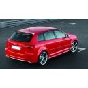 Audi A3 8P Sportback alerón