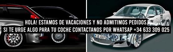 Tienda King Elements - Recambios de BMW y otras marcas de coches